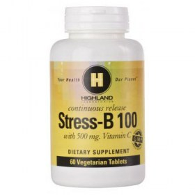 Highland-Stress-B-100-tabletta-60db